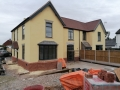 K-rend structural rendering Fernhill Heath, Worcester