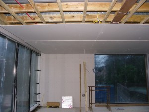 Plasterboard or Dry Lining III