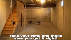 Plastering Stourbridge Tips How to Finish Your Basement